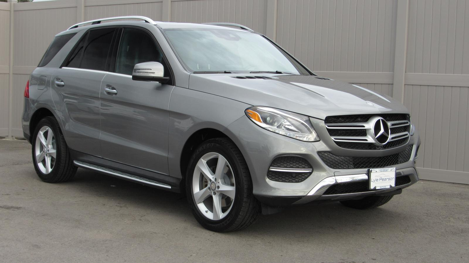 Pre Owned 2016 Mercedes Benz Gle 4matic 4dr 350