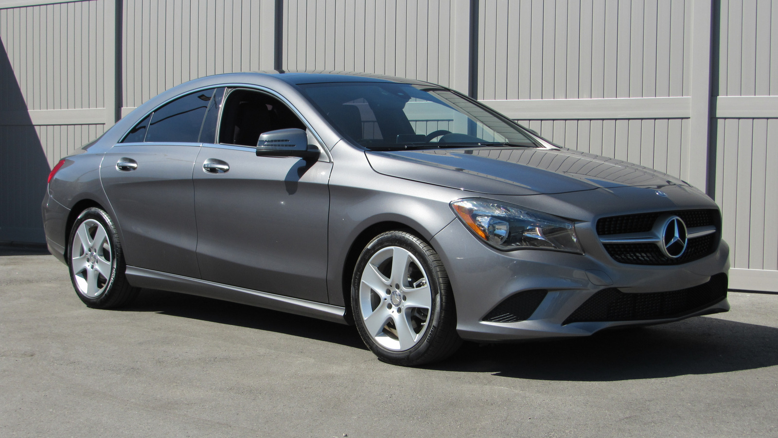 Pre Owned 2016 Mercedes Benz Cla Cla250 Coupe